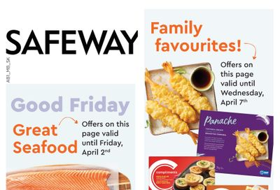 Safeway (SK & MB) Flyer March 25 to 31