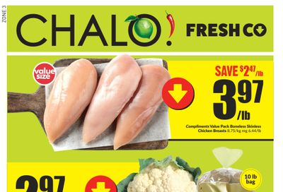 Chalo! FreshCo (West) Flyer March 25 to 31