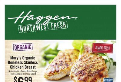 Haggen Weekly Ad Flyer March 24 to March 30