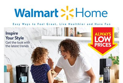 Walmart Home Flyer March 25 to April 21