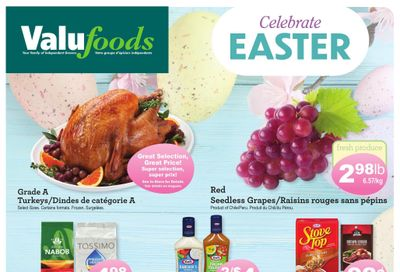 Valufoods Flyer March 25 to 31