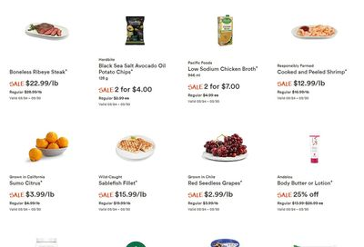 Whole Foods Market (West) Flyer March 24 to 30