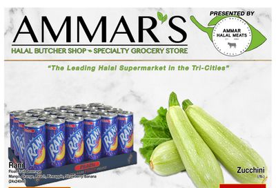 Ammar's Halal Meats Flyer March 25 to 31