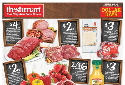 Freshmart (ON) Flyer October 17 to 23