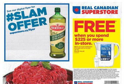 Real Canadian Superstore (ON) Flyer March 5 to 11