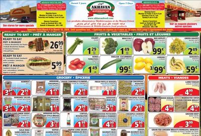 Akhavan Supermarche Flyer March 4 to 10