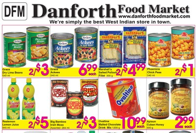 Danforth Food Market Flyer March 5 to 11