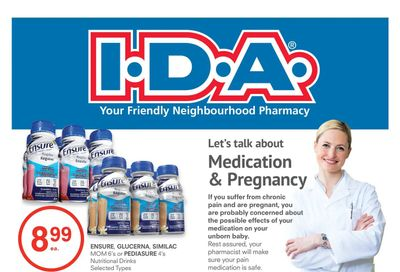 I.D.A. Pharmacy Flyer March 26 to April 29