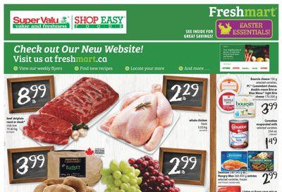 Shop Easy & SuperValu Flyer March 26 to April 1