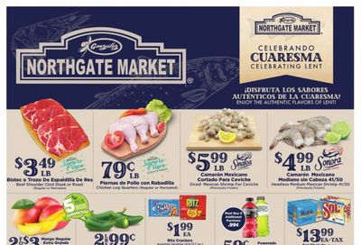 Northgate Market (CA) Weekly Ad Flyer March 24 to March 30