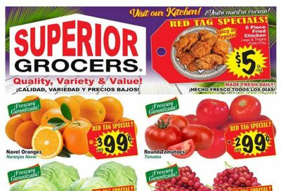 Superior Grocers Weekly Ad Flyer March 24 to March 30