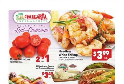 Vallarta (CA) Weekly Ad Flyer March 24 to March 30
