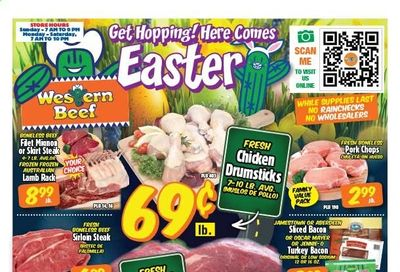 Western Beef Weekly Ad Flyer March 25 to March 31