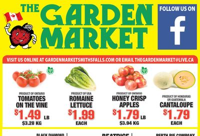 The Garden Market Flyer March 26 to April 1