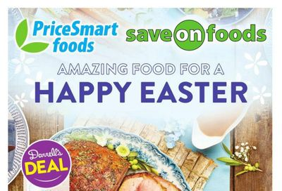 PriceSmart Foods Flyer March 25 to 31