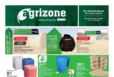 BMR Agrizone Flyer March 4 to 17