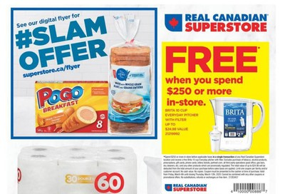 Real Canadian Superstore (West) Flyer March 6 to 12