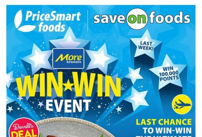 PriceSmart Foods Flyer March 5 to 11