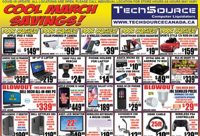 TechSource Flyer March 19 to April 1