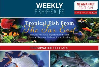 Big Al's (Newmarket) Weekly Specials March 6 to 12