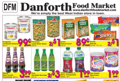 Danforth Food Market Flyer September 5 to 11