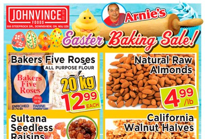 Johnvince Foods Flyer February 29 to March 13