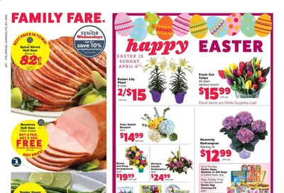 Family Fare Weekly Ad Flyer March 28 to April 4