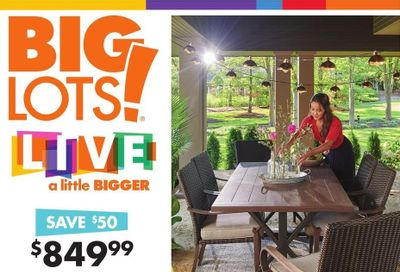 Big Lots Weekly Ad Flyer March 27 to April 4