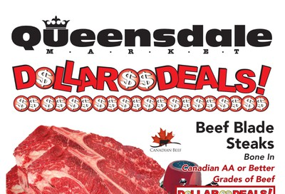 Queensdale Market Flyer March 9 to 15