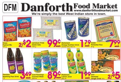 Danforth Food Market Flyer October 17 to 23