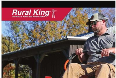 Rural King Weekly Ad Flyer March 24 to September 30