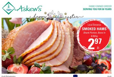 Askews Foods Flyer March 28 to April 3