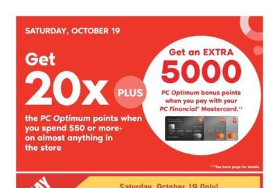 Shoppers Drug Mart (West) Flyer October 19 to 24