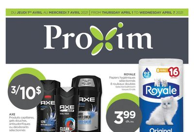 Proxim Flyer April 1 to 7