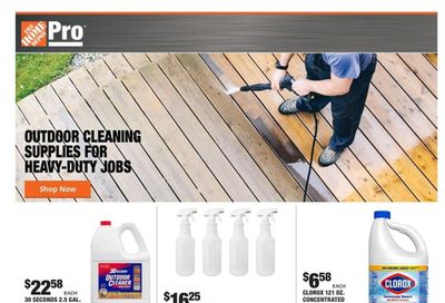 The Home Depot Weekly Ad Flyer March 29 to April 5