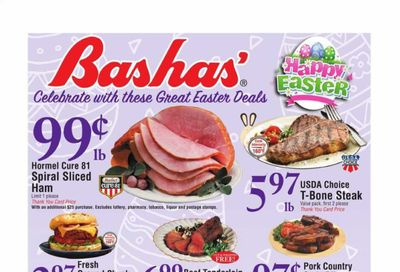Bashas' Weekly Ad Flyer March 31 to April 6
