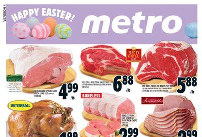 Metro (ON) Flyer April 1 to 7