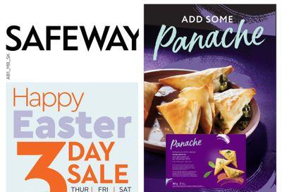 Safeway (SK & MB) Flyer April 1 to 7