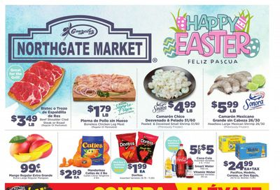 Northgate Market (CA) Weekly Ad Flyer March 31 to April 6