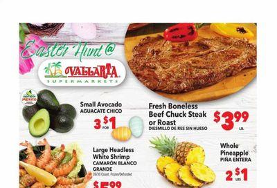 Vallarta (CA) Weekly Ad Flyer March 31 to April 6