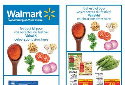 Walmart (QC) Flyer April 1 to 7