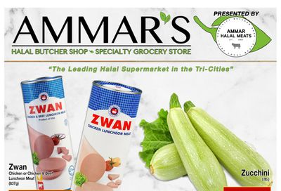 Ammar's Halal Meats Flyer April 1 to 7