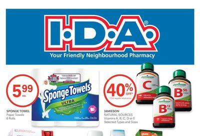 I.D.A. Flyer April 2 to 8