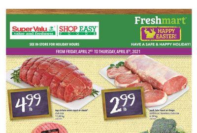 Shop Easy & SuperValu Flyer April 2 to 8