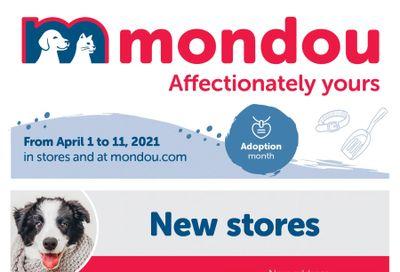 Mondou Flyer April 1 to 11