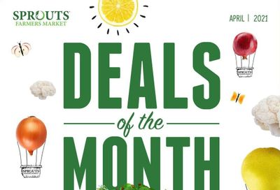 Sprouts Weekly Ad Flyer March 31 to April 27