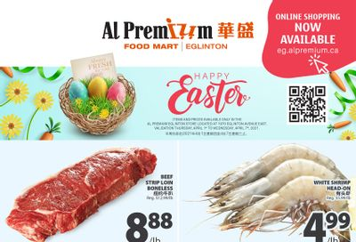Al Premium Food Mart (Eglinton Ave.) Flyer April 1 to 7