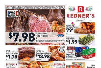 Redner's Markets Weekly Ad Flyer April 1 to April 7