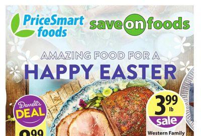 PriceSmart Foods Flyer April 1 to 7