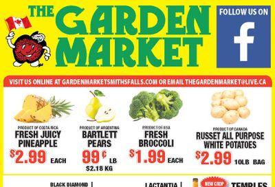 The Garden Market Flyer April 2 to 8